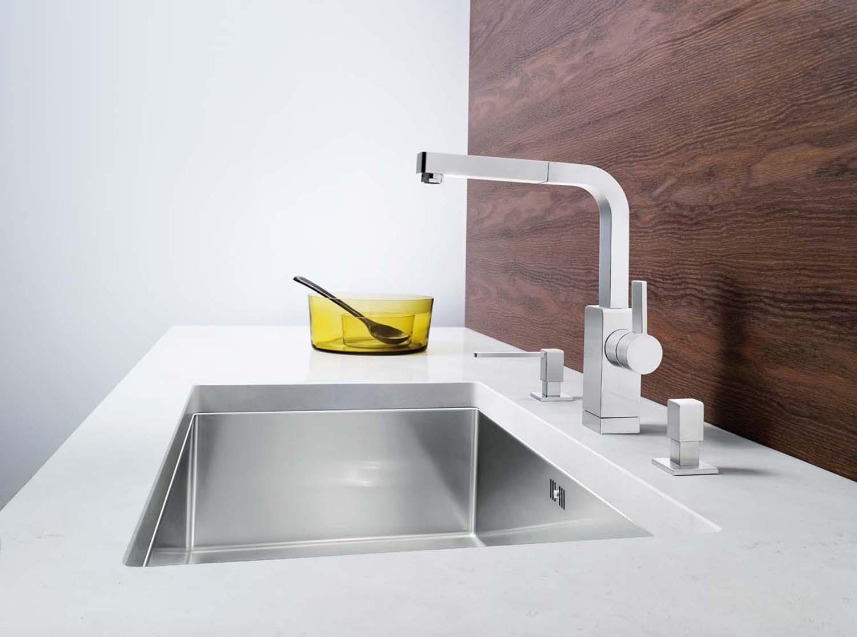 Collection No.1: Küchen und Elektrogeräte überzeugend anders: Blanco ...